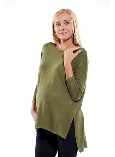 Motherway Maternity Tunik Haki